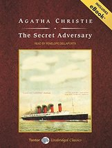 The Secret Adversary, with eBook (Tommy and Tuppence Mysteries (Audio)) ... - $15.99