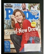 People Magazine September 21 2020 Brand-New Drew Barrymore, The Rock, Ni... - $7.03