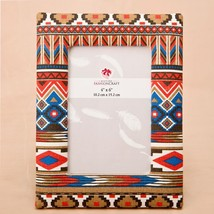 Charming Aztec 4 x 6 frame from gifts by fashioncraft  - $10.99