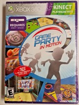 Game Party: In Motion - Xbox 360 [Xbox 360] FREE SHIPPING - $11.88