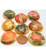 Acrylic Victorian Style Cabs Lot of 32 - $25.90