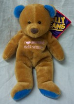 "Mary Meyer I Love Brownie Girl Scouts Teddy Bear 7"" Bean Bag Stuffed Animal New - $14.85"