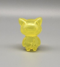 Max Toy Yellow Clear Mini Cat Girl image 2