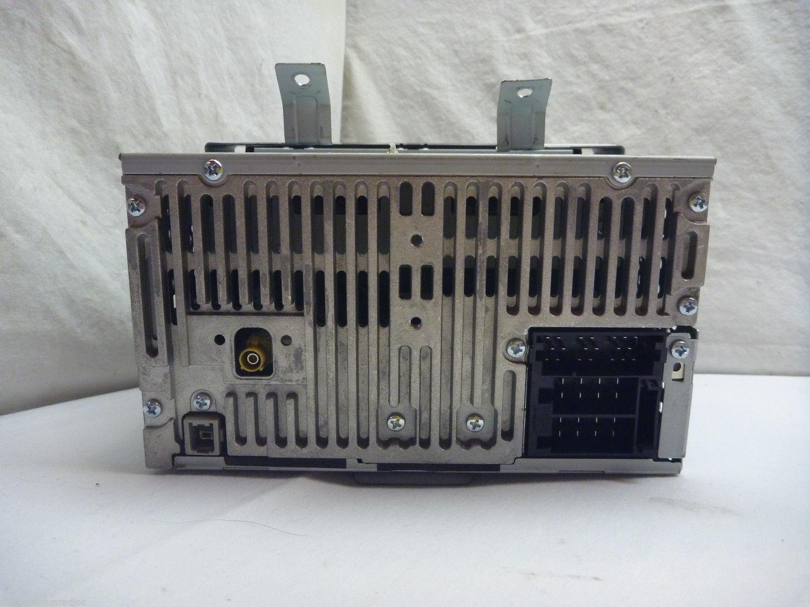 09 10 11 12 Hyundai Genesis Radio Cd Player 96180-2M110AMS4  C54889