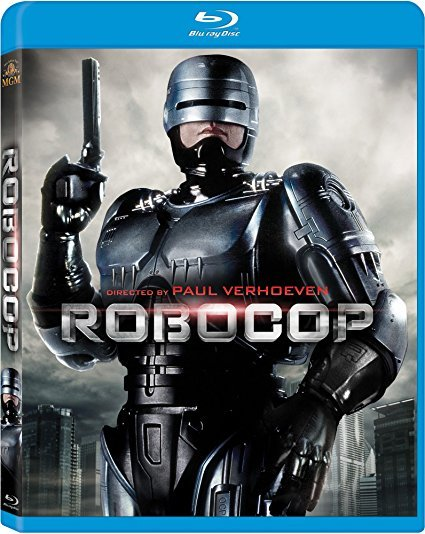 Robocop Unrated Director's Cut [Blu-ray] (1987)