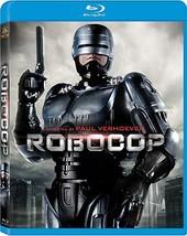 Robocop Unrated Director's Cut [Blu-ray] (1987)