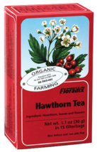 Hawthorn Herbal Teabags 15 filterbags (2g) - $3.59