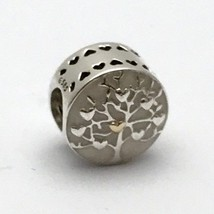 Authentic Pandora Tree of Hearts Charm, 792106EN23, New - $62.69