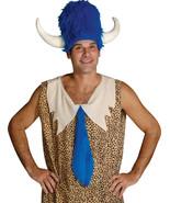 Rasta Imposta Il Flintstones Lodge Cappello Adulto Halloween Accessorio Costume - $26.22