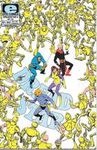 Dreadstar Comic Book #4, Marvel/EPIC Comics 1983 NEAR MINT NEW UNREAD - $4.50