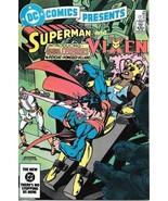 DC Comics Presents Comic Book #68 Superman DC Comics 1984 FINE+ - $2.50