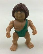 "Playskool Definitely Dinosaurs Zindar Caveman 3.5"" Figure Toy Vintage 1987 80s - $10.84"