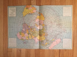 1943 Global Atlas of the World at War image 7