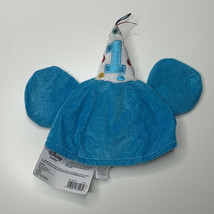 Disney Baby NWT 1st Birthday Blue #1 Mickey Mouse Ears Hat G4 - $13.96