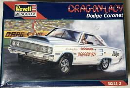 Revell Dragon Lady Dodge Coronet 1:25 Model - $33.83