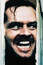 "Jack Nicholson The Shining classic ""Here's Johnny"" scene 18x24 Poster - $23.99"