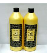 Matrix Oil Wonders Micro Oil Shampoo & Conditioner Liter Set Duo 33.8 oz  - $44.54