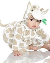 Carters Giraffe Halloween Costume Size 12 18 or 24 Month for Boys or Girls - £20.05 GBP