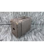 Eastman Kodak No. 2A Brownie Box Camera, Nice Looking - $13.09