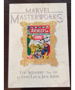 Marvel Masterworks Vol 4 The Avengers 1-10 Hardcover - $20.00