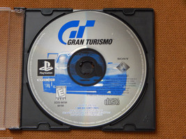 Gran Turismo (Sony PlayStation 1, 1998) Free Shipping Racing Game Only - $4.94