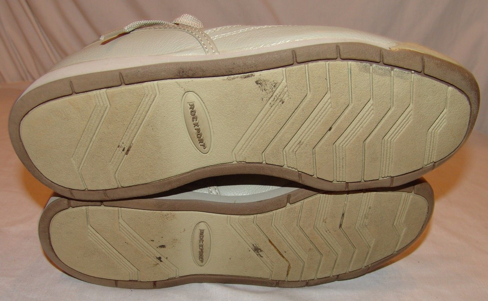 d2feb8e0462 Rockport Prowalker Zapatos de Marcha Hombre 8 1 2 8.5 Beis pro Vehículo  Informal