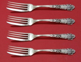 French Renaissance by Reed and Barton Sterling Silver Fish Fork Set AS Custom