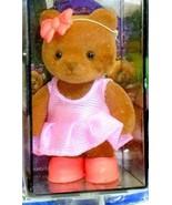 "1980s Bear It In Mind Show Case Series 4"" Miniature Pink Ballerina Bear - £1.50 GBP"