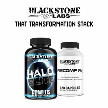 Blackstone Labs That Transformation Stack - Recomp Rx and Halo Elite - $68.24