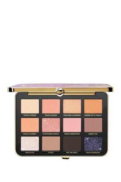 Primary image for TOO FACED White Peach Eye Shadow Palette – Peaches and Cream New/Boxed