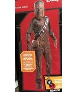 Star Wars Chewbacca Deluxe Child Costume S 4-6 Rubies 620143 Halloween NEW - $26.18