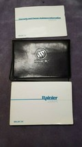 2004 Buick Ranier Owner Owners Owner's Manual & Supplemental Documents a... - $11.64