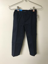 French Toast Little Boys' Flat Front Double Knee Pant Adjustable Waist, ... - $11.64