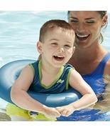 SwimSchool Deluxe TOT Swim Trainer Vest, Heavy Duty, Inflatable Swim Flo... - $13.94