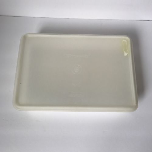 VTG TUPPERWARE COLD CUT KEEPER, 13 X 9 X 2 STORAGE CONTAINER, #290 291