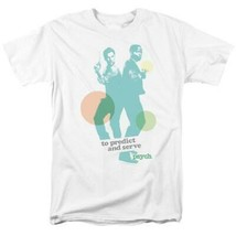 To Predict & Serve t-shirt Psych TV series Shawn & Gus graphic tee NBC592 image 1