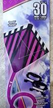 "X-Kites StuntDiamond 30"" Magenta Dual Control Kite - New! - $11.79"