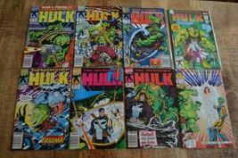 Incredible Hulk #390 391 392 393 394 395 396 400 Marvel Comics Lot of 8 VF+/NM - $48.19