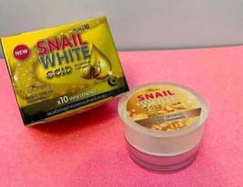 Snail White Gold Glutathione Collagen  20ml Night Cream - $19.88