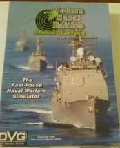 Dan Verssen Wargame Modern Naval Battles Global Warfare Card Board Game DVG - $49.45