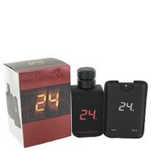 24 Go Dark The Fragrance Gift Set By ScentStory, - $94.05