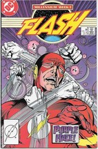 The Flash Comic Book 2nd Series #8 DC Comics 1988 VERY FINE+ NEW UNREAD - $3.50