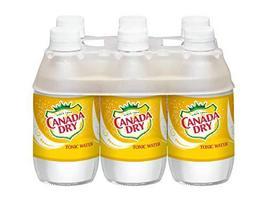 Canada Dry Tonic Water, 10 Fluid Ounce Plastic Bottle, 6 Count image 2