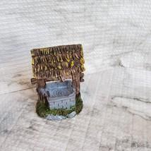 Cemetery Fairy Garden Kit, Miniature Halloween Village Set, Grim Reaper Ghost image 8