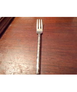 """Pier1 Glossy Stainless18/8 China PII16 Salad Fork 7 1/8"""" - $7.99"""