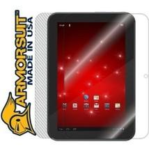 ArmorSuit MilitaryShield Toshiba Excite 10 Screen + White Carbon Fiber Skin - $34.99