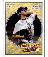 2008 Upper Deck Baseball Heroes #150 Rich Hill NM-MT Cubs - $1.25