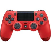 New Sony Playstation4 Dualshock4 Wireless Controller (magma Red) PDR3001549 - $78.11
