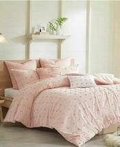 Urban Habitat Brooklyn Comforter Set Twin/Twin Xl Size - Pink , Tufted Cotton image 2