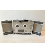 Vintage Sony Tapecorder Reel to Reel Player TC-540 FOR PARTS OR REPAIR A... - $84.95